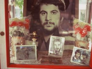 Iran - Teheran - martelaar