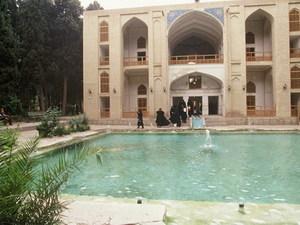 Iran - Kashan - Fintuinen