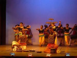 Kandy dansers