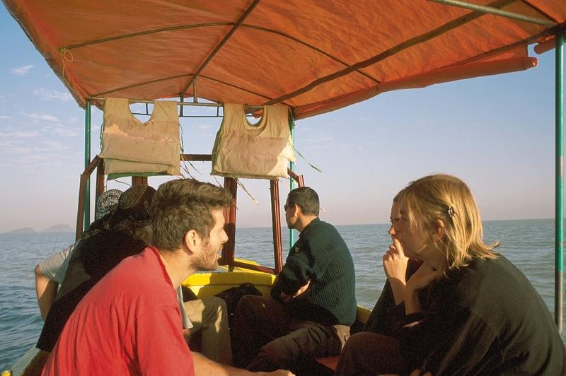Lake Tana - boottocht