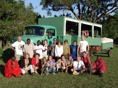 Kenia Tanzania Zanzibar rondreis bus Djoser