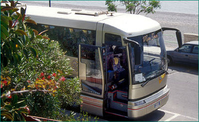 Italie busvervoer Djoser