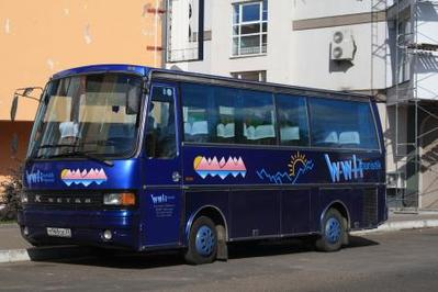Bus Rusland