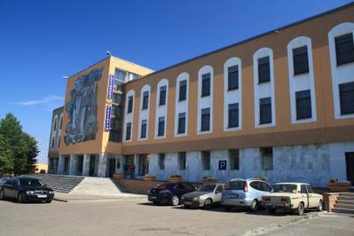 Rusland hotel accommodatie overnachting Djoser