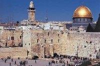 Jeruzalem Klaagmuur en Gouden Rotskoepel Groepsreis