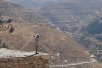 wandelreis Jordanie Dana natuurreservaat Djoser
