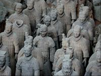 Terracotta Leger Xi'an China Groepsreis Junior