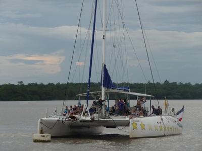 Suriname boot excursie Djoser