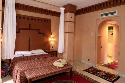 Djoser marokko hotel kamer accommodatie