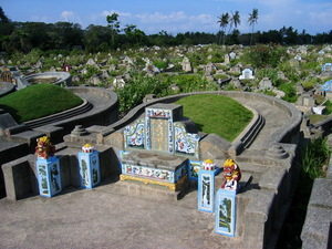 Lombok Chinese Begraafplaats