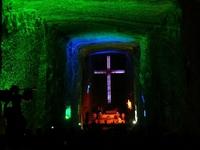 Colombia El Catedral de Sal Djoser