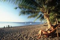 Strand Indonesie Lombok Djoser