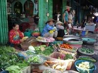 Vietnam Groepsreis Markt