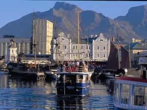Kaapstad - Victoria & Alfred waterfront