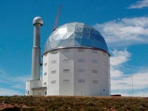 Sutherland - sterrenwacht