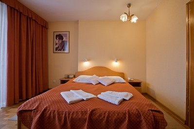 hotelkamer Centraal Europa