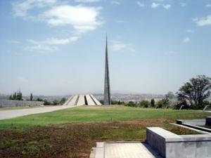 Jerevan- Genocide monument