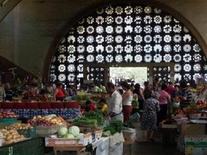 Jerevan - Markt