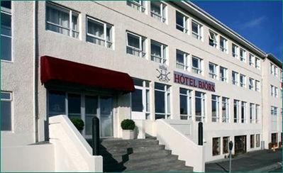 Hotel Reykjavik Ijsland Djoser