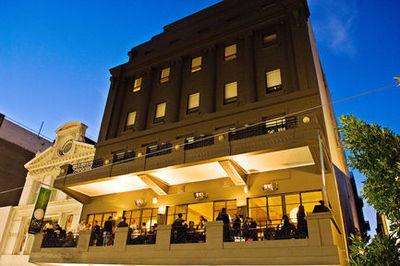 Australie hotel accommodatie Djoser