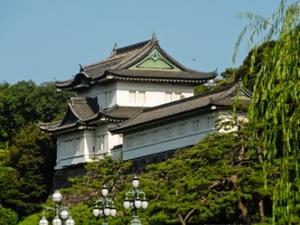 Tokyo, Keizerlijk paleis