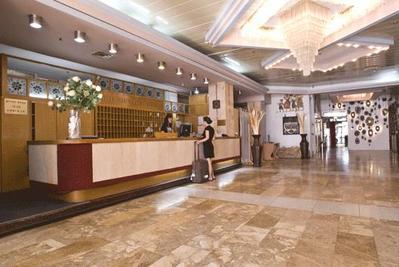Hotel Israel Djoser Lobby accommodatie Djoser