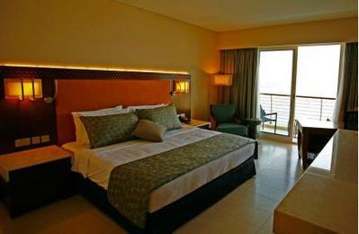 Oman en Dubai hotelkamer accommodatie Djoser