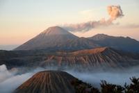 Bromo vulkaan Indonesië