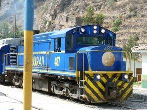 Met de trein reis je comfortabel naar je bestemming