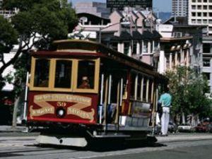 Neem de lokale tram