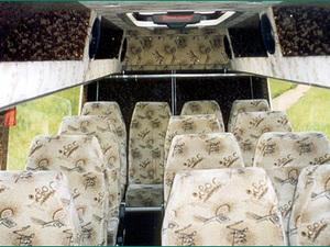 Waar nodig is de bus voorzien van airconditioning