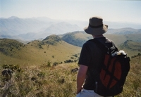 Swaziland zuid-afrika heuvels