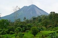 El alrenal Vulkaan Costa Rica Djoser