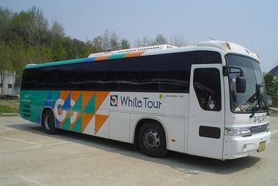 Zuid-Korea bus vervoersmiddel Djoser