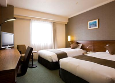 Japan hotel kamer Djoser