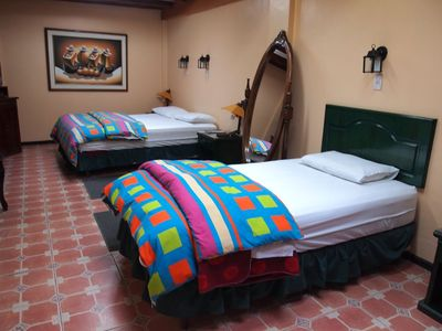 Ecuador Hotel Accommodatie Djoser