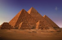 Egypte Pyramides Gizeh Djoser