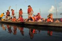 Boottocht Kids Suriname Djoser