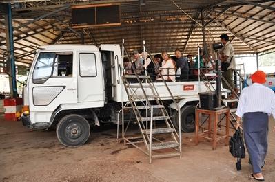 Myanmar excursie Djoser