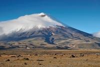 Ecuador Machaichi vulkaan Djoser