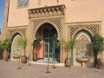 Marokko hotel accommodatie Djoser