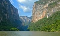 Cañon del Sumidero, San Cristobal Chiapas. Djoser rondreis