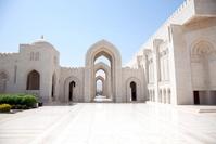 Grote Moskee Muscat Oman Djoser