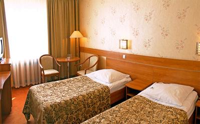 Rusland hotel kamer accommodatie overnachting Djoser