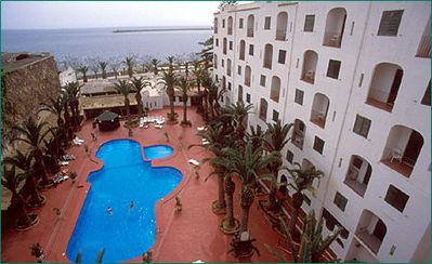 Italie hotel overnachting Djoser