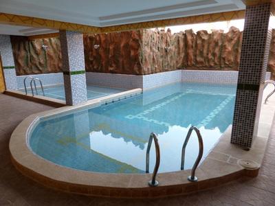 Marokko zwembad hotel djoser accommodatie