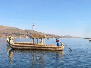 Puerto Perez - Balsa - bootje