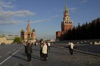 Moskou Rode Plein Trans Siberië express Djoser