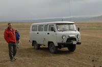 Vervoer Mongolië Trans Siberië express Djoser