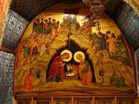 Geboorte jezus kerk Galilea Israel